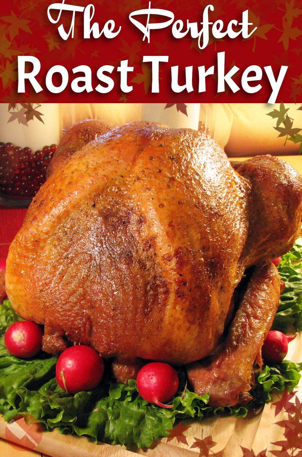The Ultimate Roast Turkey Recipe. You'll wonder why you didn't always make your Thanksgiving or Christmas Turkey this way