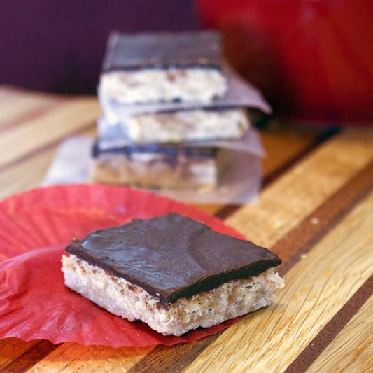 Best Ever No-Bake Chocolate Peanut Butter Bars