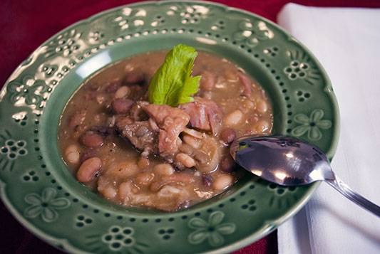 leftover-ham-and-bean-soup
