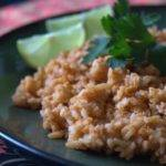 Mexican Rice (Red Chile Rice)