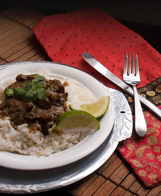 Jamaican Curried Kid (Goat Curry)