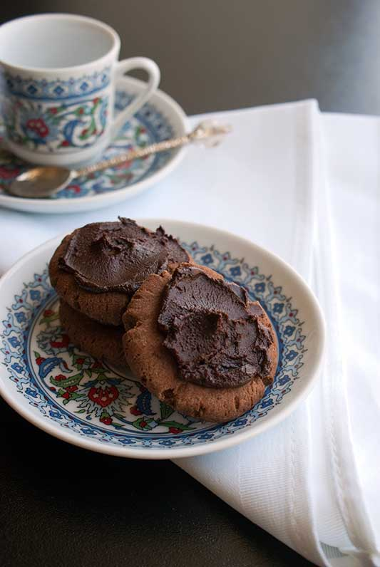Ultra Chewy Chocolate Drop Cookies