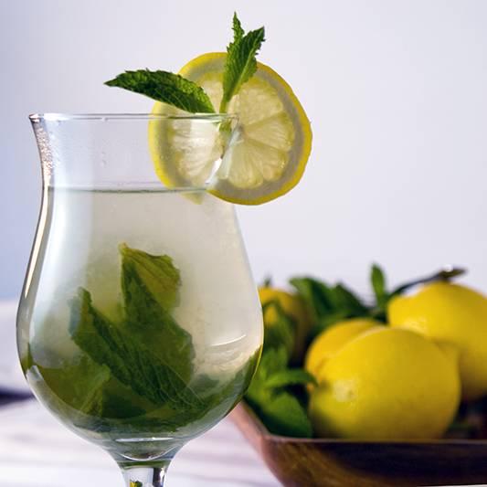 Lemon Mint Tea (Nane Limon), a Turkish delight