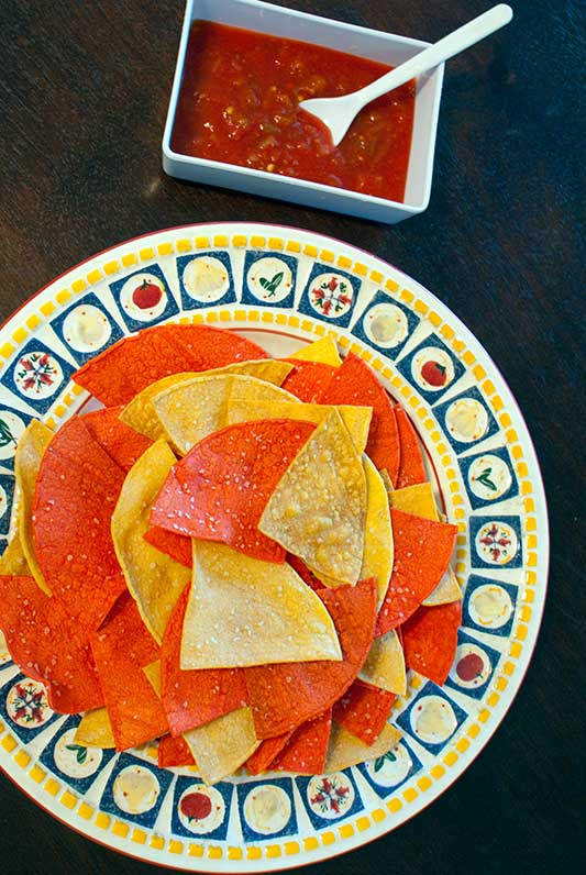 Baked Tortilla Chips – Crispy & Wholesome, Straight from Your Oven