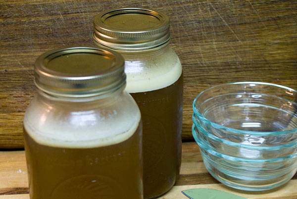 Simple, wholesome, Homemade Chicken Stock