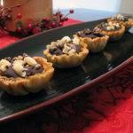 Mocha Caramel Cappuccino Tartelettes Recipe