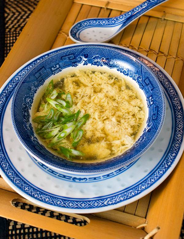 Egg Drop Soup: Incredibly Simple Comfort Food