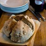 Brown Soda Bread With Molasses