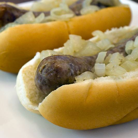The Ultimate Grilled Beer Bratwurst Recipe