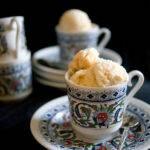 3 Ingredient whipped milk ice cream