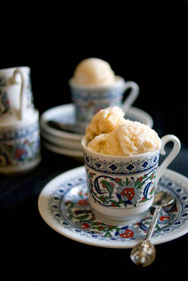 3 Ingredient Whipped Milk Vanilla Ice Cream (No Machine Required)