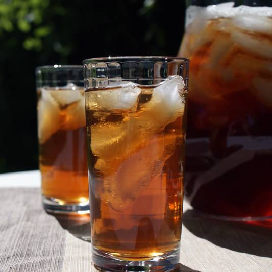 The Ultimate Iced Tea Recipe