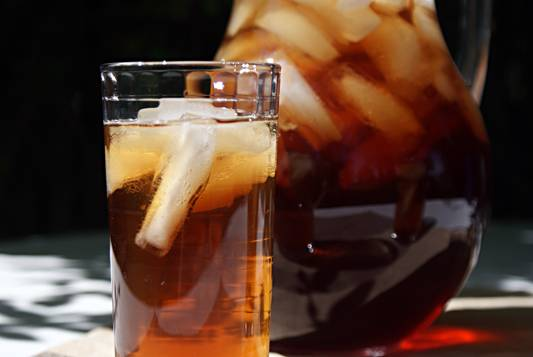The Ultimate Iced Tea Recipe