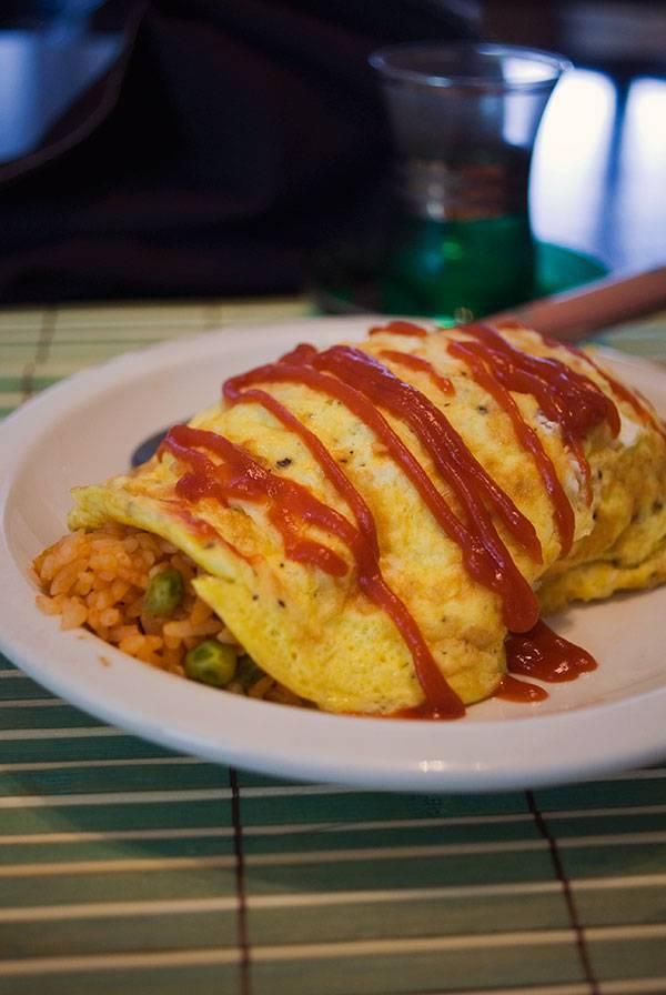 Omurice オムライス Simple Elegant Japanese Comfort Food