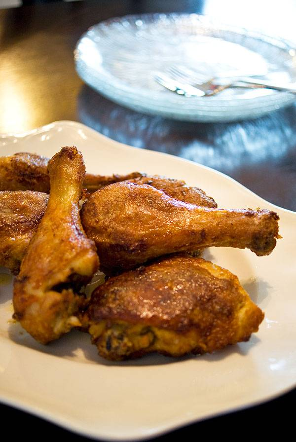 The Ultimate Oven Fried Chicken Recipe