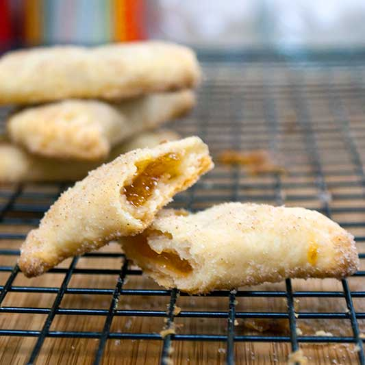 Mini Dessert Empanadas (Empanaditas)