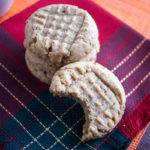 Chewy Chocolate Kissed Peanut Butter Cookies Recipe