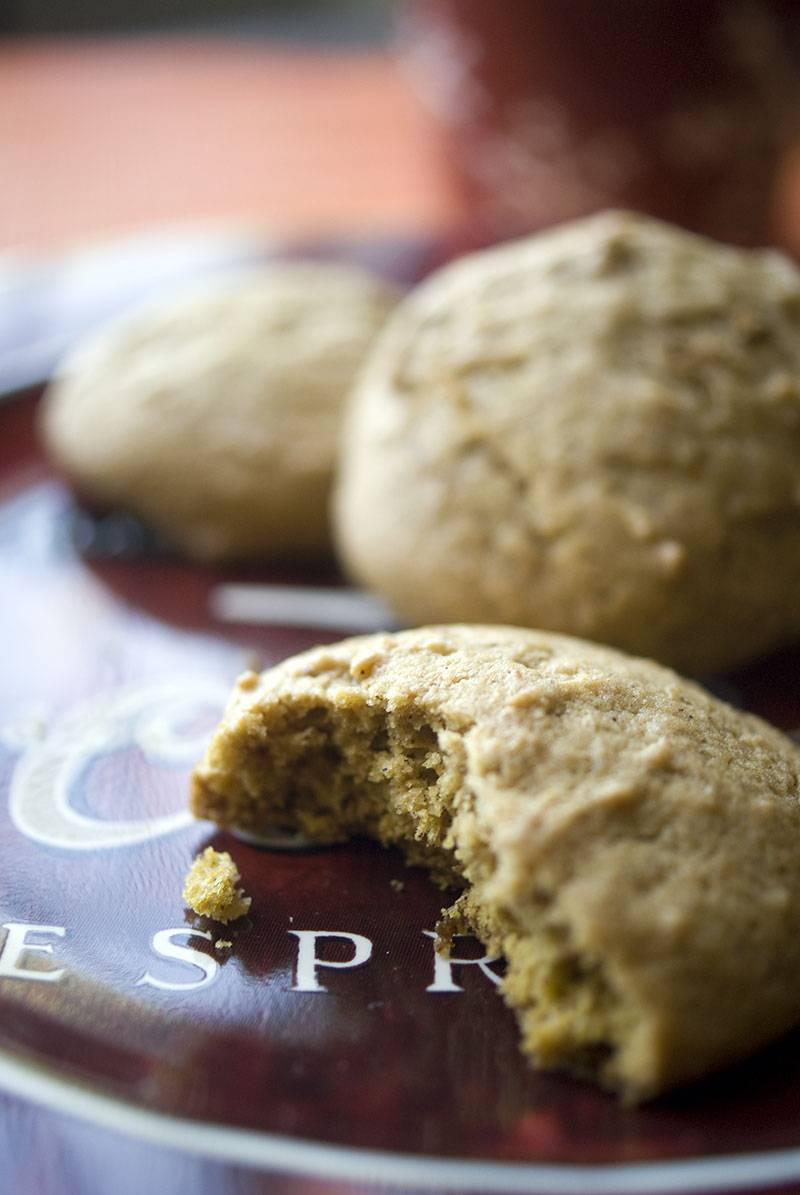 Pumpkin Spice Cookies – Soft, succulent and subtly spicy