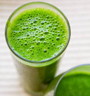 A Salute to Green Smoothies