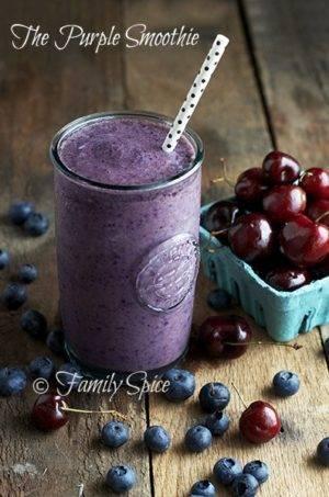 The Purple Smoothie