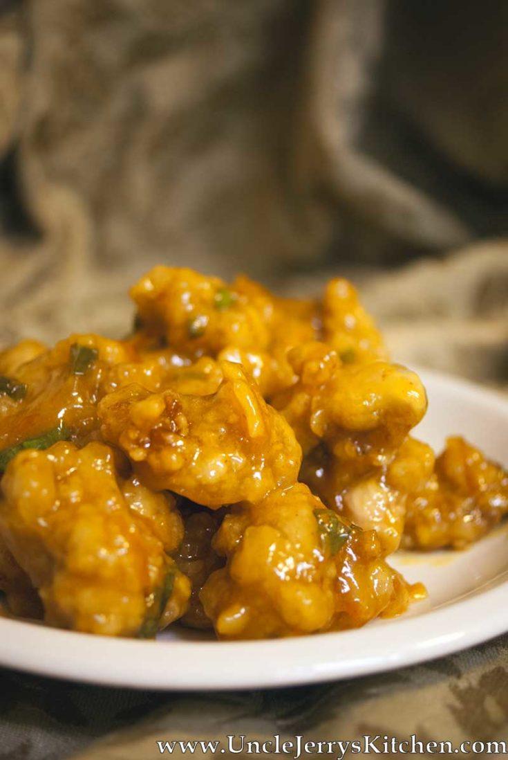 Gluten Free Chinese Restaurant Orange Chicken
