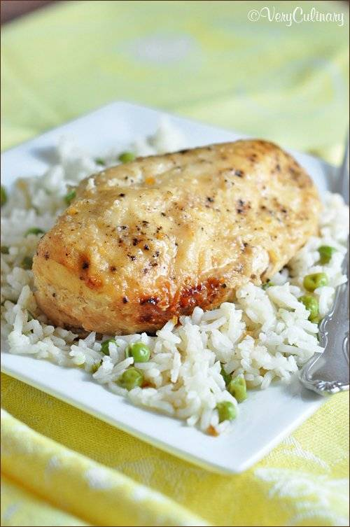 Slow Cooker Italian Lemon Chicken - 100 easy chicken recipes
