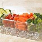 Product Spotlight And Giveaway: KOVOT Condiment Tray With Ice Chamber