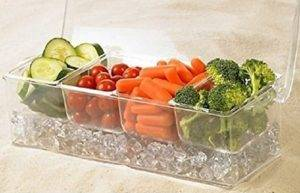 Review: KOVOT Condiment Tray With Ice Chamber #KovotTray