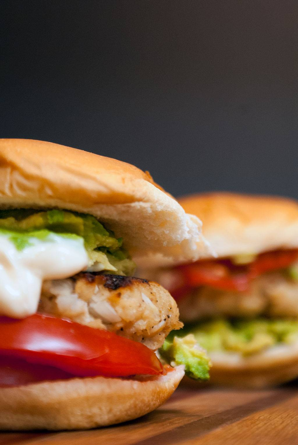 Tuna Burgers with Sesame Mayo – A Quick & Easy Weeknight Meal