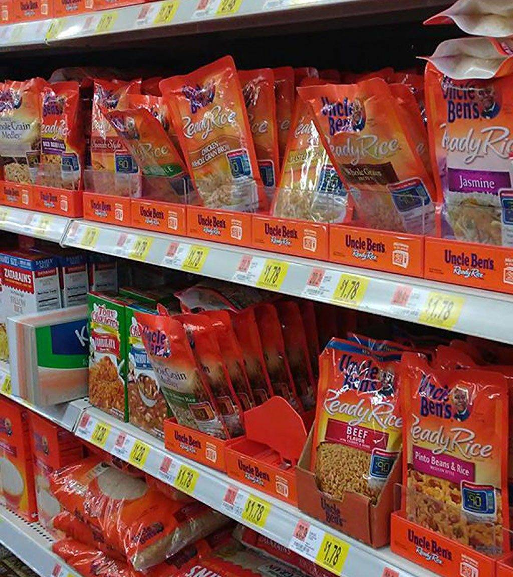 Shopping for ingredients @UncleBens #BensBeginners #UncleBensPromo [ad]