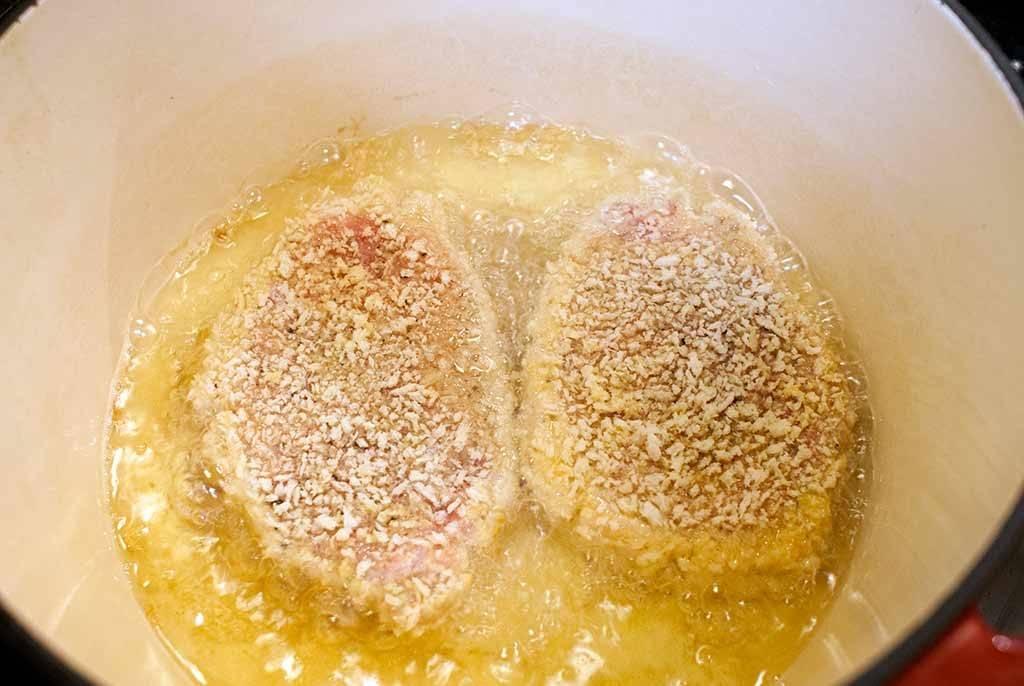 tonkatsu-cooking