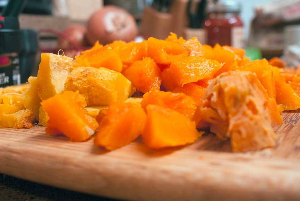 squash-cooked