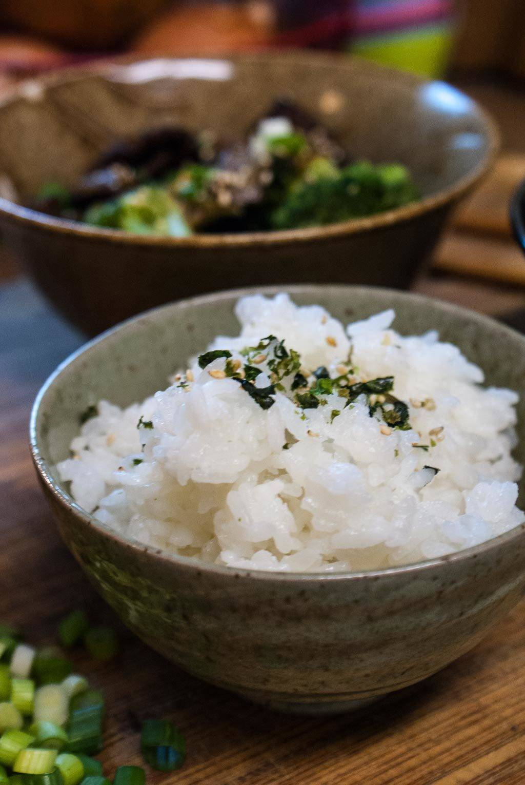 Asian White Rice