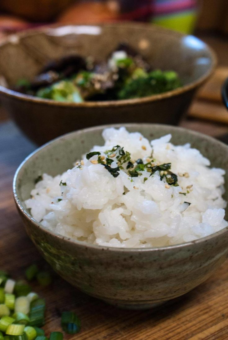 How to Make Perfect White Rice Every Time