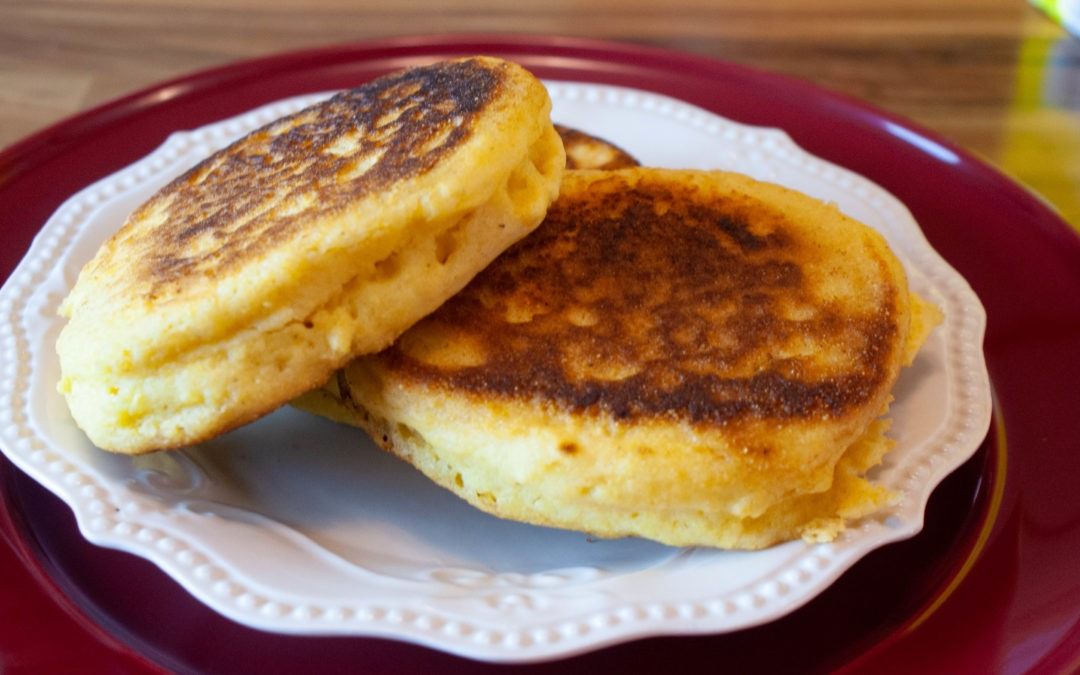 Hoecakes (A.K.A. Johnny Cakes) – Call 'em anything, they're amazing