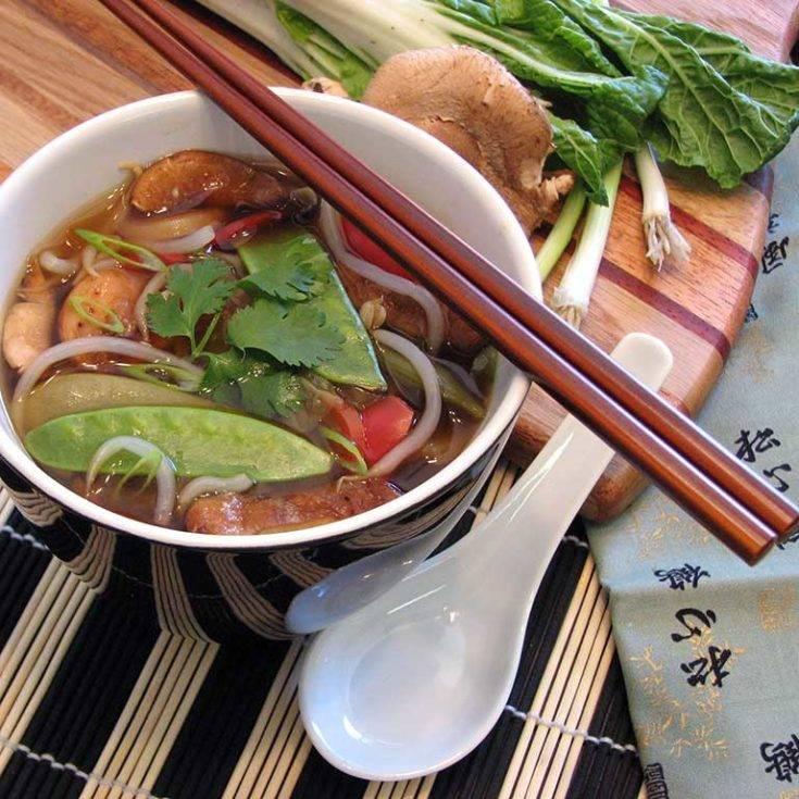 Weight Watchers Zero Point Asian Soup Recipe
