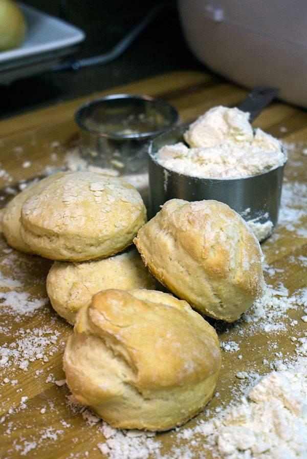 Homemade Baking Mix (DIY Bisquick Recipe Clone)