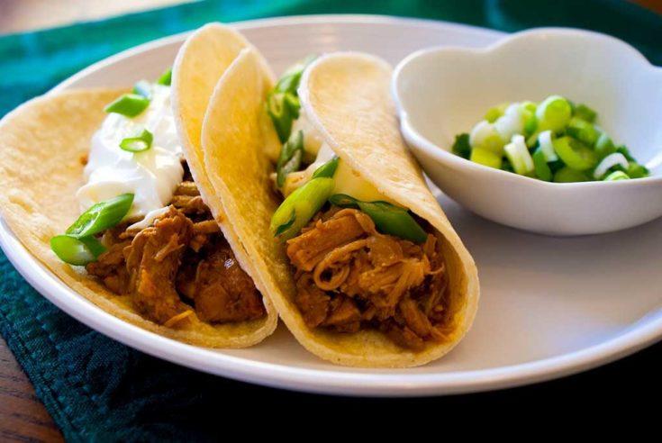 Leftover Turkey Tacos Recipe