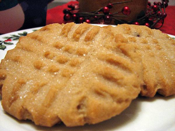 Mamie's Peanut Butter Cookie Recipe