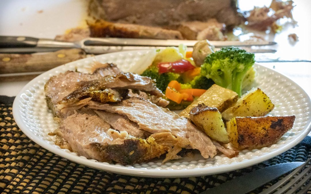 Fennel and Herb Crusted Pork Roast – All the flavor you'll ever need